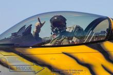 Fighter Jet Pilot