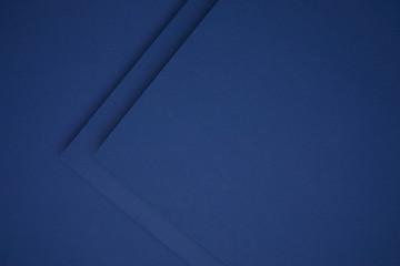 beautiful dark blue geometric paper background