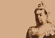 Reine Victoria - Reine - Portr...
