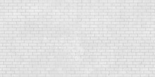 White Brick Wall Seamless Text...