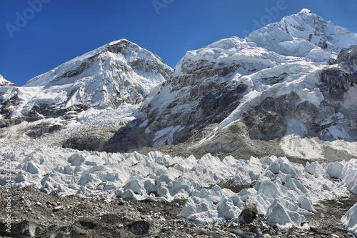 Plakat Widoki z Everest Base Camp