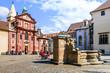 St. George's Basilica. Prague, Czech Republic