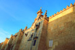 Mezquita Cathedral at a bright sunny day in the heart of historic part of Cordoba