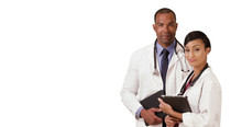 Two African American Doctors P...