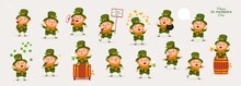 Leprechaun, Patricks Day, Grea...