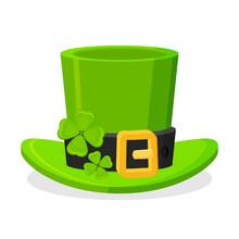 St Patrick's Day Green Leprech...