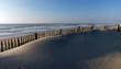 Leinwanddruck Bild plage d'Hourtin sur  le littoral de Gironde