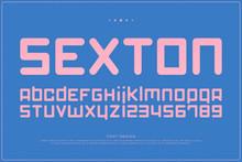 Modern Style Alphabet Letters ...