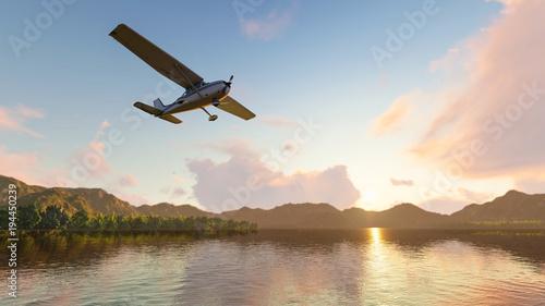 Fotografie, Obraz  aircraft propeller