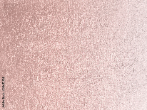 Canvas Print Rose gold background