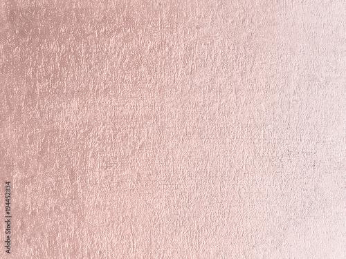 Fotografía Rose gold background