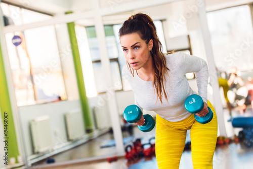 Fotografia  Fitness girl