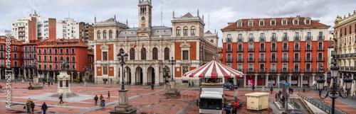 Valladolid, ciudad histórica y cultural, España.