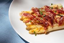 Asparagus And Spanish Ham
