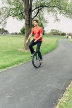 Unicycle Rider