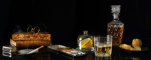 Panorama Still Life With Whisk...