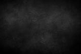 Fototapeta Kamienie - Black texture dark slate stone background.