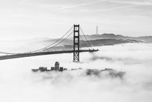 San Francisco, The Golden Gate Bridge