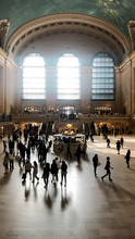 Mobile Photo Of Grand Central Terminal Early In The Morning