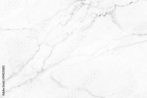 Fototapeta White marble pattern texture for background. for work or design. obraz