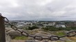 Timelapse panorama view of Gothenburg, Sweden at day.
