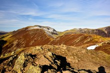 Coledale Horseshoe From Causey...