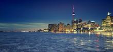 Toronto's Winter Skyline, The ...