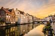 Belgian town of Gent