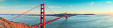Fototapeta Do przedpokoju - Golden Gate bridge, San Francisco California