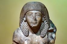 Meri Maat Berber Nubian King Of Amun Statue