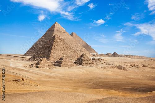 Tuinposter Egypte Egypt Cairo - Giza