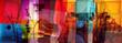 "Leinwandbild Motiv Collage of still lifes ""The Rite of Spring"""