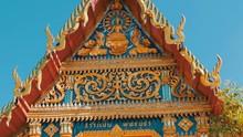 Beautiful Buddhist Gilded Temp...