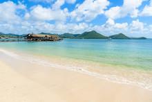 Pigeon Island Beach - Tropical...