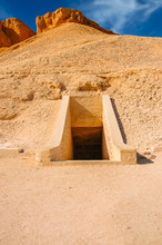 Valley Of Kings. The Tombs Of ...