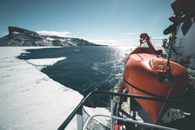 View From Expedition Vessel - ...