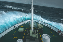Rough Waves In The Drake Passage