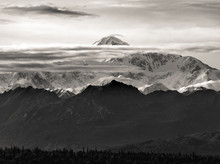 The Tallest Mountain In North ...