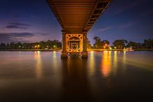 Under The Old Bridge In Bundab...