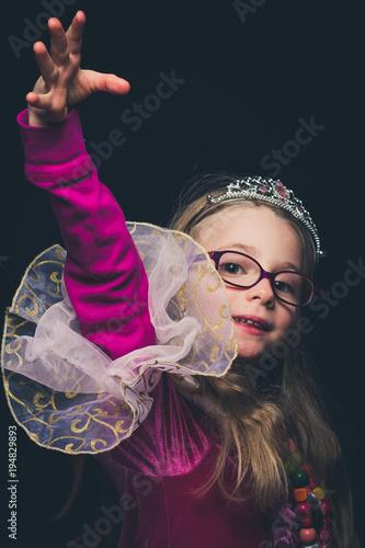 Fotografie, Obraz  Princesse