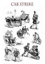 Cab Strike, No Horses, Funny S...