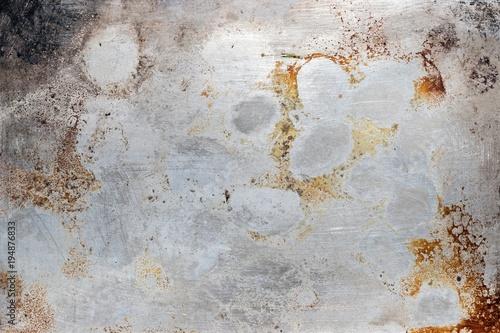 Valokuva  used professional baking sheet for background use