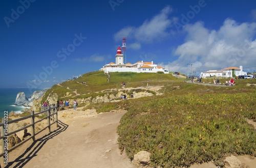 Foto auf AluDibond Cabo da Roca viewpoint