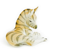 Ceramic Zebra
