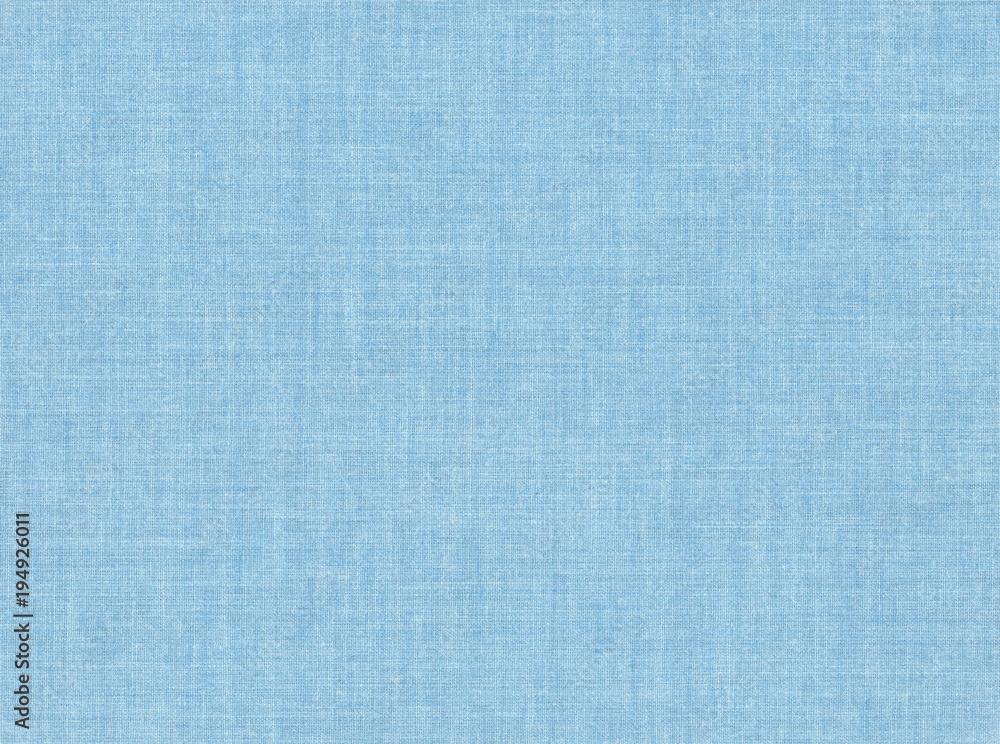 Fototapety, obrazy: 布テクスチャ 水色の背景