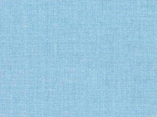 布テクスチャ 水色の背景
