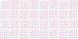 Szewronu wzoru geometrycznej gradientowej kolorowej linii bezszwowego projekta tła abstrakcjonistyczna tekstura. - 194931845