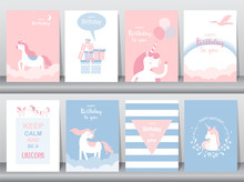 Set Of Birthday Cards,poster,i...