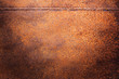 canvas print picture - Rusty metal texture background for interior exterior decoration and industrial construction concept design.