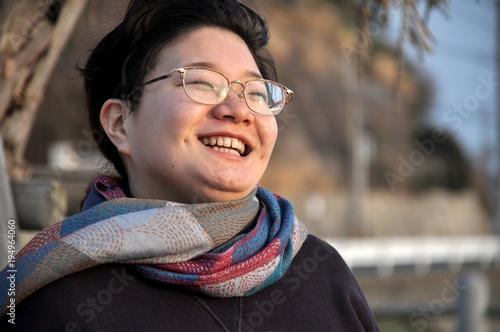 Valokuva  笑顔